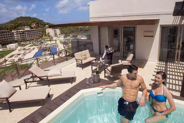 All Inclusive - Royalton Saint Lucia Resort & Spa - All Incusive - Saint Lucia